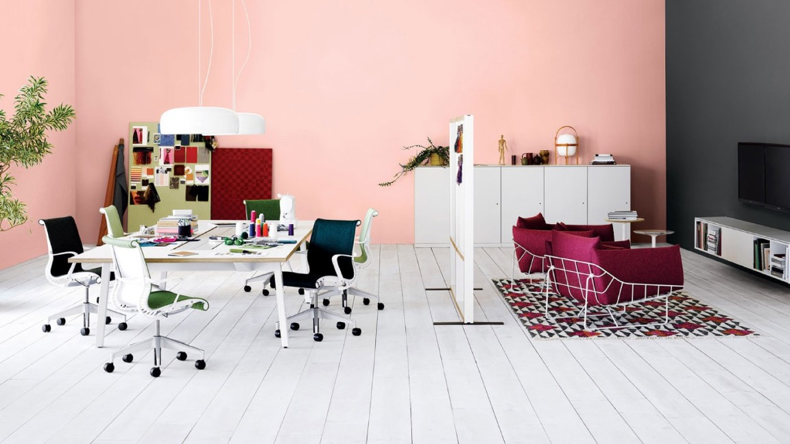 Workshop von Herman Miller